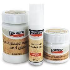 Decoupage ragasztólakk kerámiára 100 ml