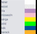 Pentart Gyöngyház akrilfesték 50 ml – különböző színekben