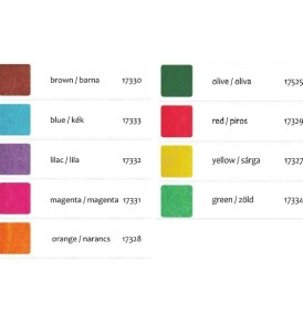 Pentart Lazúrok beltéri használatra 80 ml – többféle színben