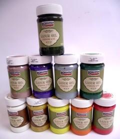 Pentart Lazúrgél beltéri használatra 100 ml – többféle színben