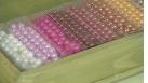 Gyöngy 9 mm, 1 doboz kb.150 db – különböző színekben