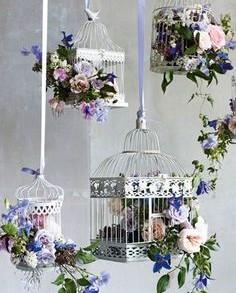 Esküvői kalitka nagy