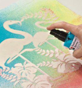 Akril art spray 50 ml – többféle színben